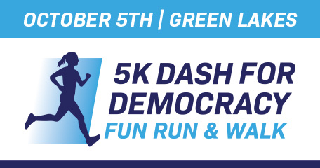 5K Dash for Democracy